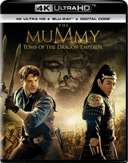 The Mummy: Tomb of the Dragon Emperor (4K Ultra HD) [UHD]
