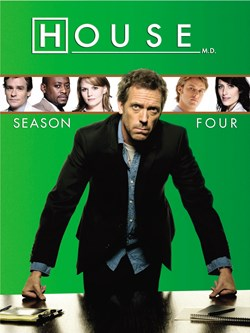 House: Season 4 [DVD]