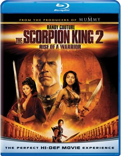 The Scorpion King 2 - Rise of a Warrior [Blu-ray]