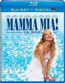 Mamma Mia! [Blu-ray]