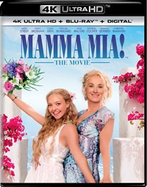Mamma Mia! (4K Ultra HD (10th Anniversary)) [UHD]