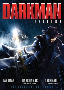 Darkman/Darkman 2/Darkman 3 [DVD]