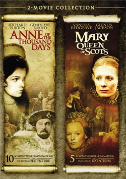 Anne of the Thousand Days/Mary, Queen of Scots [DVD]