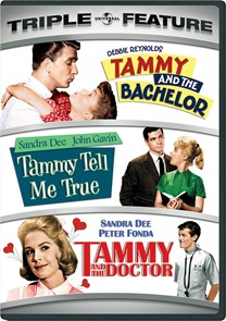 Tammy and the Bachelor/Tammy Tell Me True/Tammy and the Doctor [DVD]