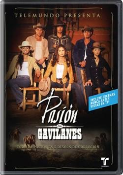 Pasión de Gavilanes [DVD]