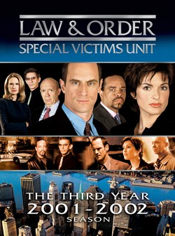 Law and Order - Special Victims Unit: Season 3 [DVD]