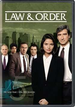 Law & Order: The Fifth Year [DVD]