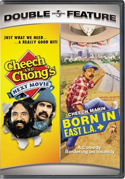 Cheech and Chong's Next Movie/Born in East L.A. [DVD]