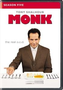 Monk: Season 5 [DVD]