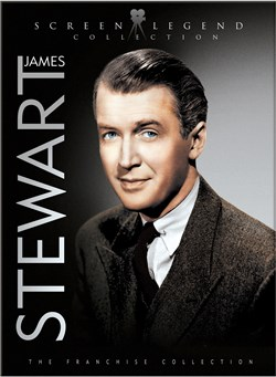 James Stewart: Screen Legend Collection [DVD]