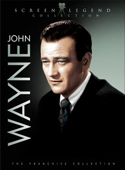 John Wayne: Screen Legend Collection [DVD]