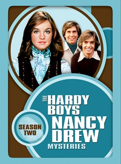 The Hardy Boys - Nancy Drew Mysteries: Season 2 [DVD]
