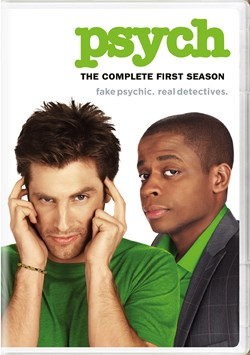 Psych: The Complete First Season [DVD]