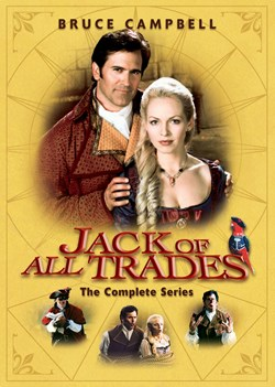 Jack of All Trades: The Complete Series [DVD]