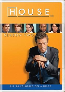House: Season 2 [DVD]
