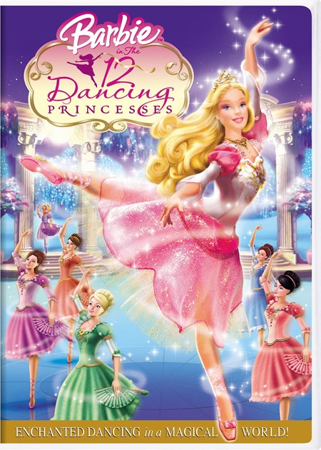 Barbie: The Twelve Dancing Princesses [DVD]