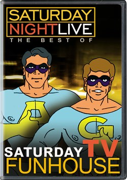 Saturday Night Live: The Best of Saturday TV Funhouse [DVD]