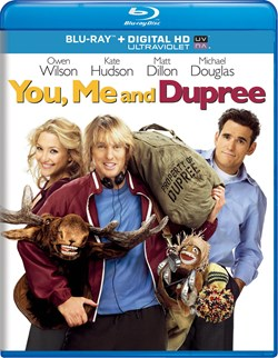 You, Me and Dupree [Blu-ray]