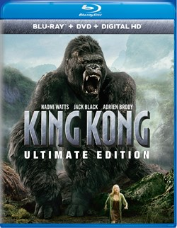 King Kong (with DVD) [Blu-ray]