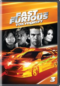 The Fast and the Furious: Tokyo Drift [DVD]