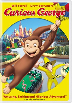 Curious George [DVD]