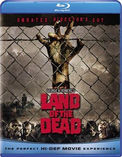 George A. Romero's Land of the Dead [Blu-ray]