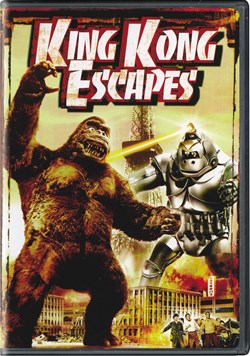King Kong Escapes [DVD]