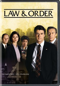 Law & Order: The Fourth Year [DVD]