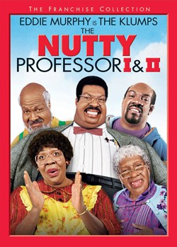 The Nutty Professor I & II (The Franchise Collection) [DVD]
