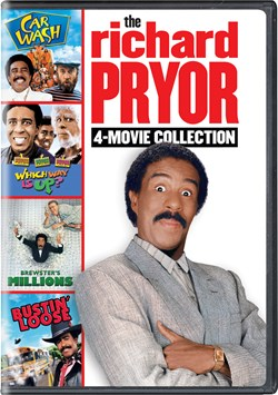 The Richard Pryor 4-Movie Collection [DVD]