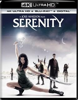 Serenity (4K Ultra HD) [UHD]