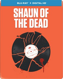 Shaun of the Dead (Limited Edition) [Blu-ray]