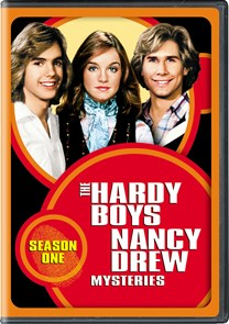 The Hardy Boys - Nancy Drew Mysteries: Season 1 [DVD]