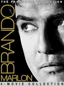 Marlon Brando 4-Movie Collection [DVD]