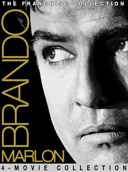 Marlon Brando 4-Movie Collection [DVD]