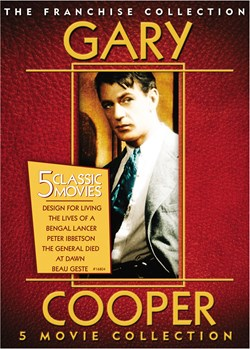 The Gary Cooper Collection [DVD]