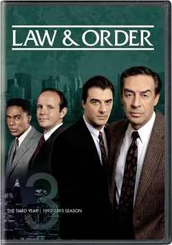 Law & Order: The Third Year [DVD]
