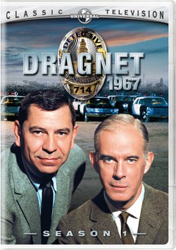Dragnet 1967: Season 1 (2010) [DVD]