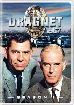 Dragnet: Season 1 [DVD]