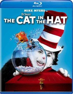 Dr Seuss: The Cat in the Hat [Blu-ray]
