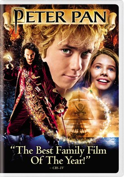 Peter Pan [DVD]
