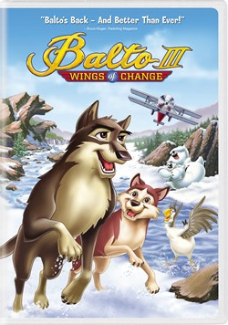 Balto 3 - Wings of Change [DVD]