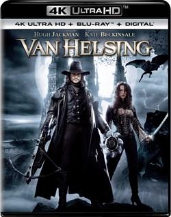Van Helsing (4K Ultra HD + Digital) [UHD]