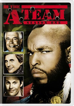 The A-Team: Season 1 [DVD]