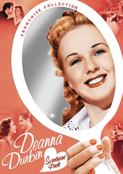 Deanna Durbin Sweetheart Pack [DVD]