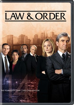 Law & Order: The Fourteenth Year [DVD]