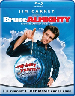 Bruce Almighty (2009) [Blu-ray]