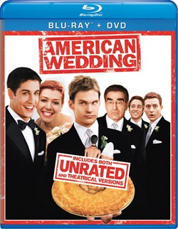American Pie: The Wedding (with DVD) [Blu-ray]