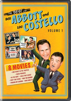 The Best of Bud Abbott and Lou Costello: Volume 1 [DVD]