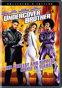 Undercover Brother (Collector's Edition) [DVD]